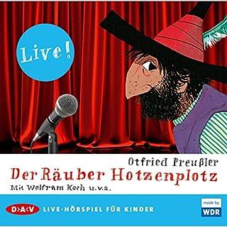 Der Räuber Hotzenplotz (Live-Hörspiel) Titelbild