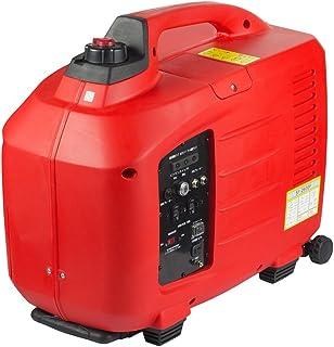 BPC(ビーピーシー) インバーター発電機 定格出力 2.6kVA レッド 災害 非常時 キャンプ アウトドアの電源に SF-2600F 909902