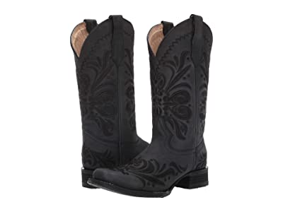 Corral Boots L5464 (Black) Women