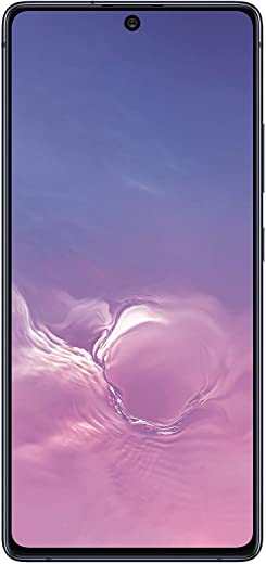 Samsung Galaxy S10 Lite New Unlocked Android Cell Phone   128GB of Storage   GSM & CDMA Compatible   Single SIM   US Version   U.S. Warranty