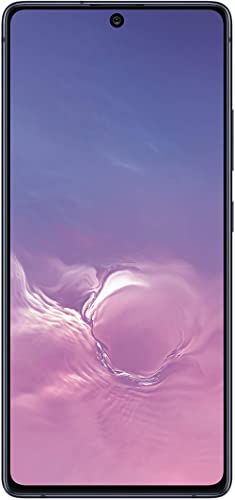 Samsung Galaxy S10 Lite New Unlocked Android Cell Phone, 128GB of Storage, GSM & CDMA Compatible, Single SIM, US Vers...