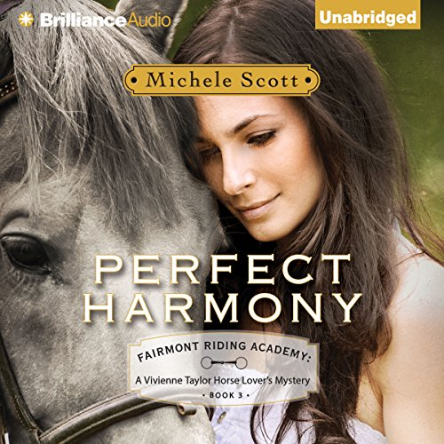 Perfect Harmony audiobook cover art
