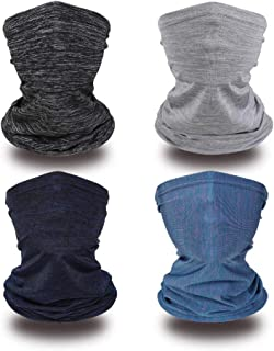 Kids Neck Gaiters Balaclava Bandanas Face Covering for...