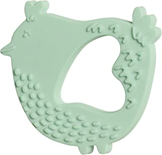 Manhattan Toy Chick Textured Silicone Teether
