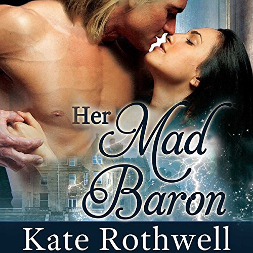 Her Mad Baron audiobook cover art