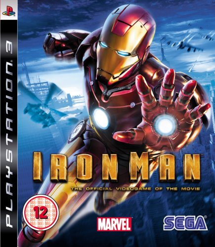 Iron Man (Playstation 3) [importación inglesa]