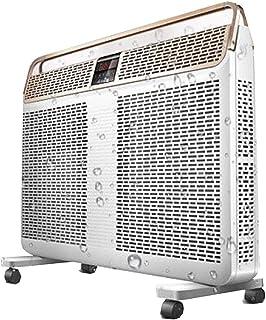 Smart Calefactor por Convección- Calefactor Eléctrico, Radiador, 2400 W, Pantalla LED, Programable 24 H, Protección Sobrecalentamiento Y Antisalpicaduras, Seguro para Niños