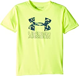 Knockout Multi Big Logo Short Sleeve Tee (Little Kids/Big Kids)