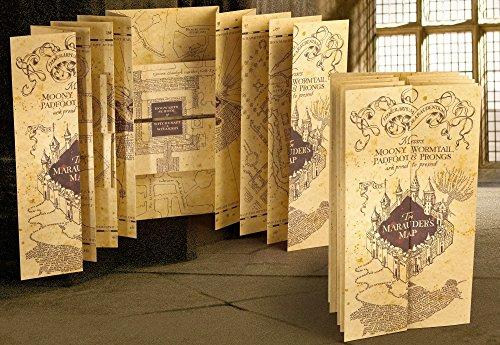 Generique - Réplique Carte du Maraudeur - Harry Potter