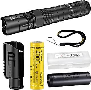 nitecore ea21 flashlight