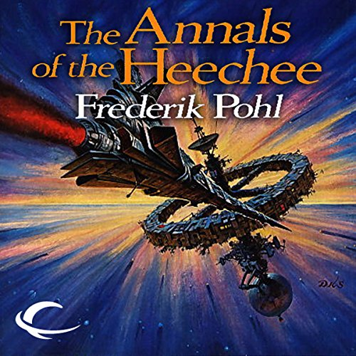 The Annals of the Heechee audiobook cover art
