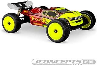 J Concepts Inc. Finnisher Clear Body: Tekno NT48.3, JCO0301