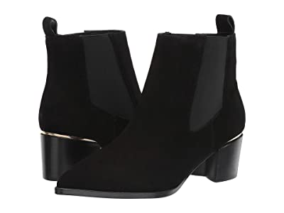 Nine West Honor Bootie (Black) Women