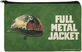 Full Metal Jacket Born to Kill Makeup Cosmetic Bag Organizer Pouch