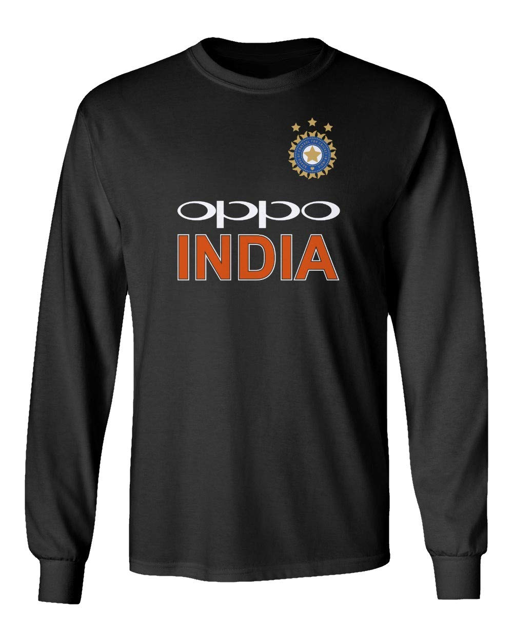Details about  /Cricket India Jersey Style Cricket New Oppo Fans Supporter Men/'s Tank Top