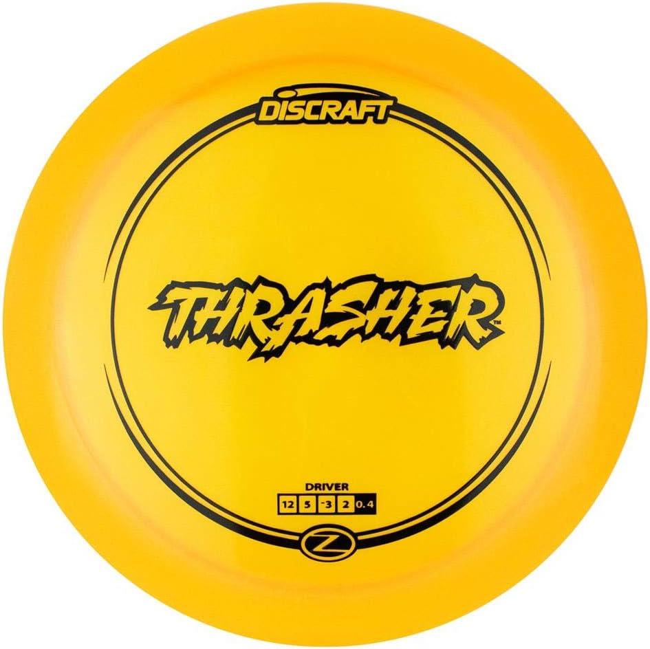 Discraft Superlatite Z-Thrasher Driver Disc Los Angeles Mall 173-174 Golf