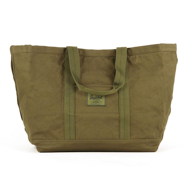 頭まともな傾向[ハーシェル サプライ] Herschel Supply 正規販売店 バッグ BAMFIELD TOTE BAG SURPLUS 10232-01131-OS ARMY (コード:4103385239)