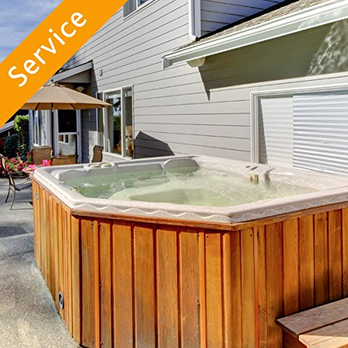Hot Tub Cleaning Service - Deep Cleaning