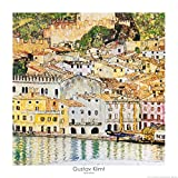 1art1 Gustav Klimt - Malcesine Am Gardasee Poster