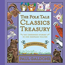 Cover of The Folk Tale Classics Treasure by Paul Galdone