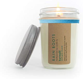 Rain Boots Soy Candle