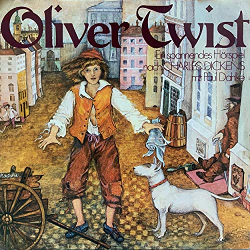 Oliver Twist  By  cover art
