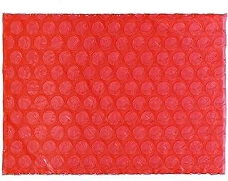 XSY Luftpolsterbeutel Antistatisch Anti Statische Luftpolsterfolien Bubble Taschen 65 - 170mm W x 75 - 220mm L Verschiedene Größen 65 x 75mm - 100 Stück