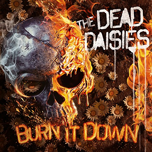 Burn It Down (CD Digi + Bonustrack + Poster)