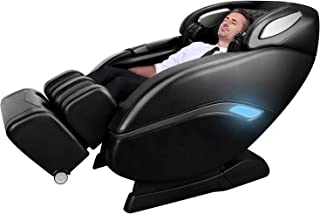 Massage Chair by OOTORI, Zero Gravity Massage Chair, Full Body Shiatsu Massage Chair Recliner with Space Saving, Yoga Stretching, SL Track, Bluetooth Speaker, Heat,Foot Roller&Vibrator