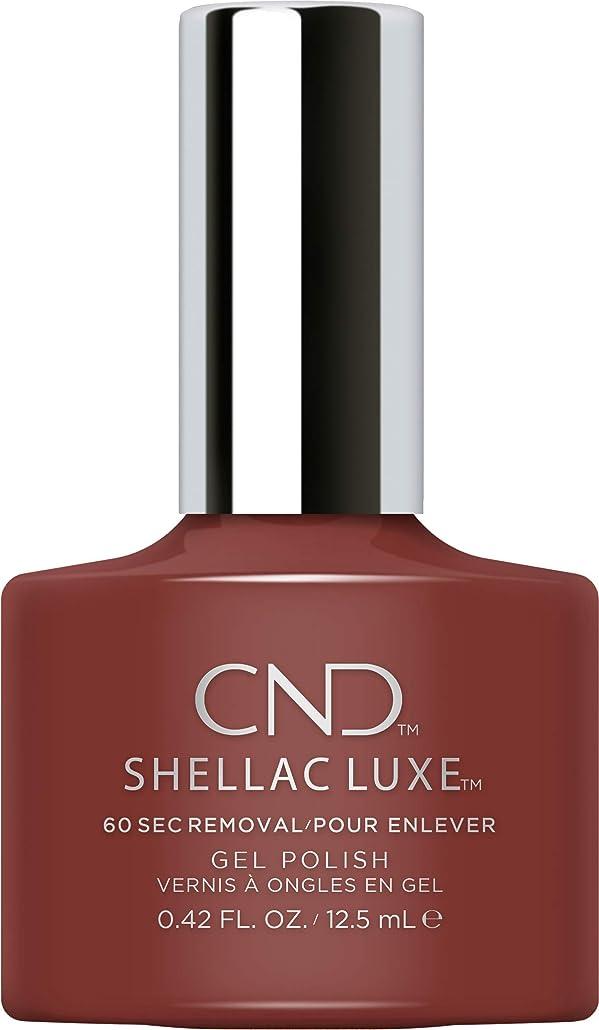 圧倒的寮許容できるCND Shellac Luxe - Oxblood - 12.5 ml / 0.42 oz
