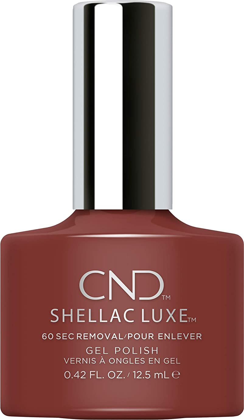 言及する戻る経験者CND Shellac Luxe - Oxblood - 12.5 ml / 0.42 oz