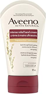 Sponsored Ad - Aveeno Skin Relief Intense Moisture Hand Cream with Soothing Oat and Rich Emollients for Dry Skin, 24 Hour ...