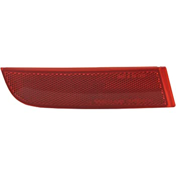TYC 17-5328-00 Acura TL Left Replacement Reflex Reflector