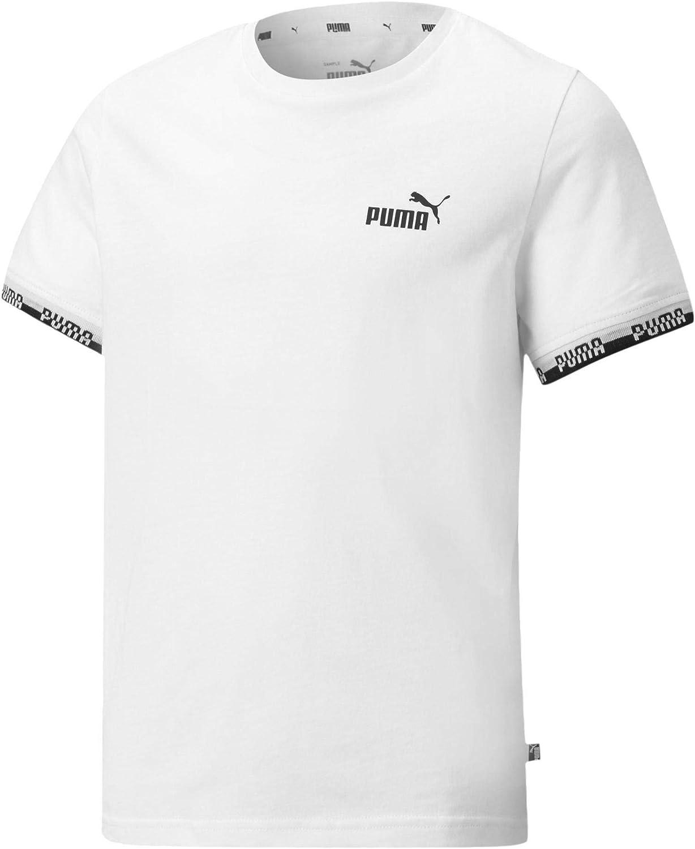 PUMA T-Shirt Boy White 585997