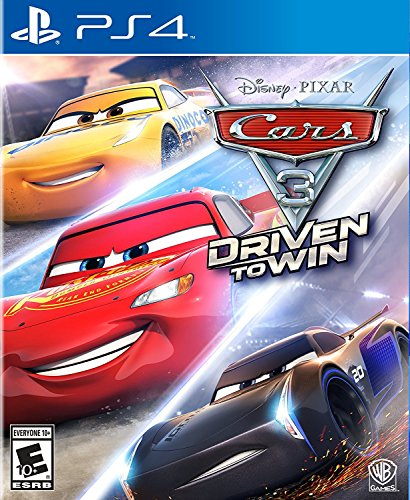 Cars 3 Driven to Win PS4 UK Multi