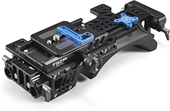 TILTA BS-T03 15mm LWS Universal Quick Release Baseplate BS-T03 for DSLR Rig