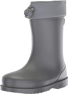 Igor Unisex Chufo Cuello Rain Boot, Grey, 30 M EU Little Kid (12 US)