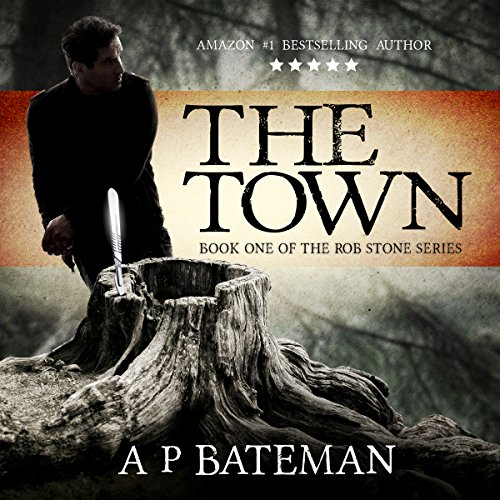 The Town audiobook cover art