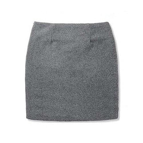 e9c92604abbdc Grey Mini Skirt: Amazon.co.uk