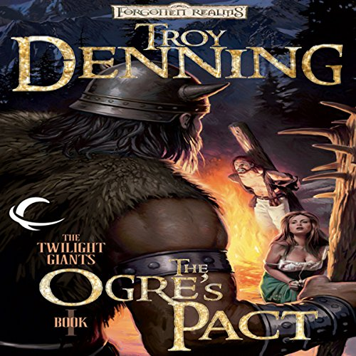 The Ogre's Pact audiobook cover art