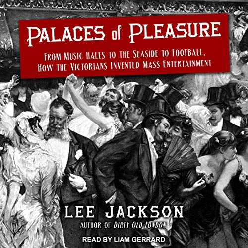 Palaces of Pleasure audiobook cover art