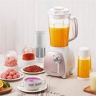 LUO Jcoco Household Juicer, presse-fruits automatique pour fruits et légumes, coupe-jus de grande capacité, machine de cui...