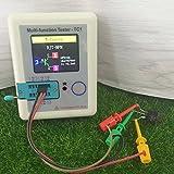 Monggood Tascabile Multifunzione Transistor Tester Lcr - TC1 Colore Completo Grafica Display
