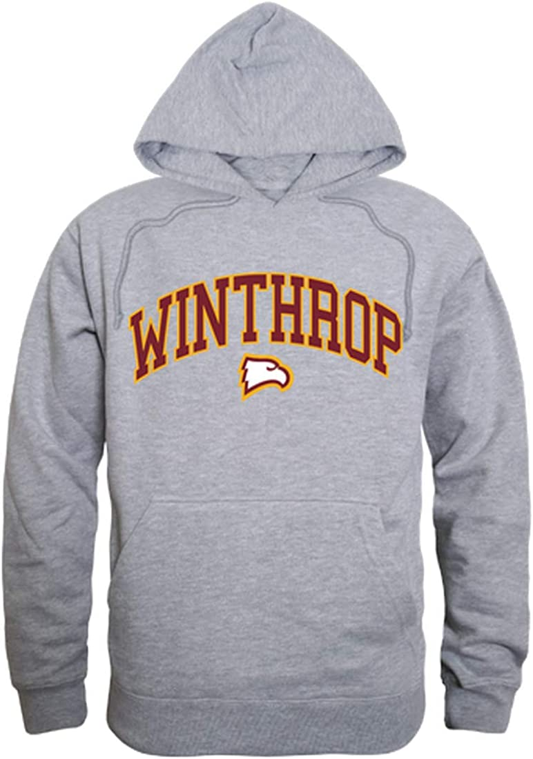 Winthrop キャンペーンもお見逃しなく Eagles NCAA Hoodie ☆正規品新品未使用品 Pullover Campus