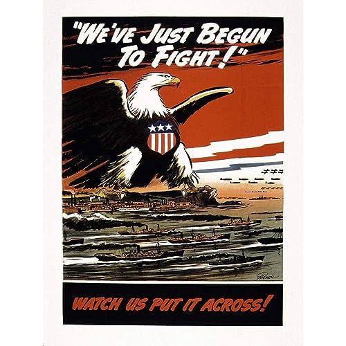 Ww2 Propaganda Posters Amazon Com