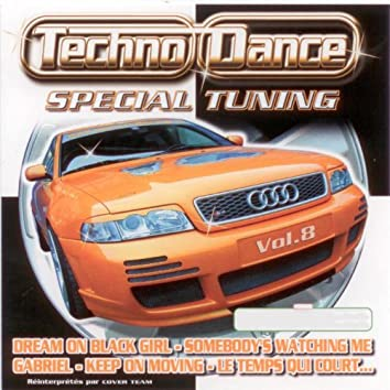 Techno Dance Special Tuning (Vol. 8)