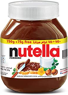 NUTELLA Hazelnut Spread With Cocoa, 825 gm