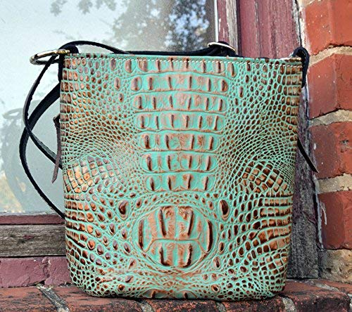 MoonStruck Leather Max 47% OFF Concealed Carry Purse Mint sale Cho - Handbags CCW