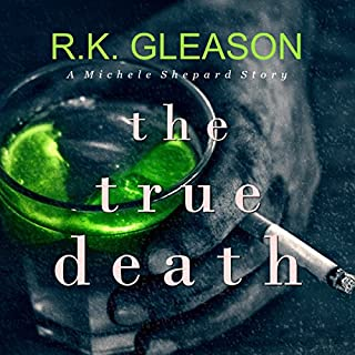 The True Death audiobook cover art