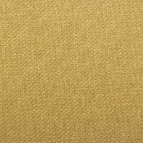 MUSTARD YELLOW LINEN LOOK DESIGNER SOFT PLAIN CURTAIN CUSHION SOFA UPHOLSTERY FABRIC MATERIAL